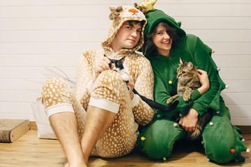 Adorable Animal Pajamas